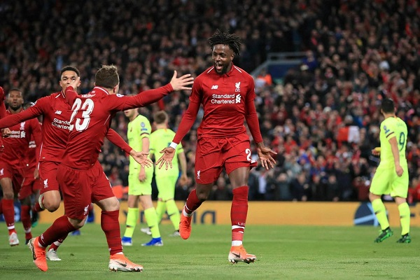 "Champions League: Incroyable ""remontada"" de Liverpool face au Barça"