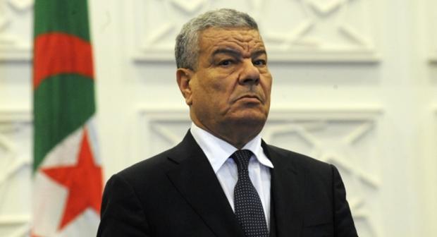 السياسي الجزائري المعروف عمار سعداني