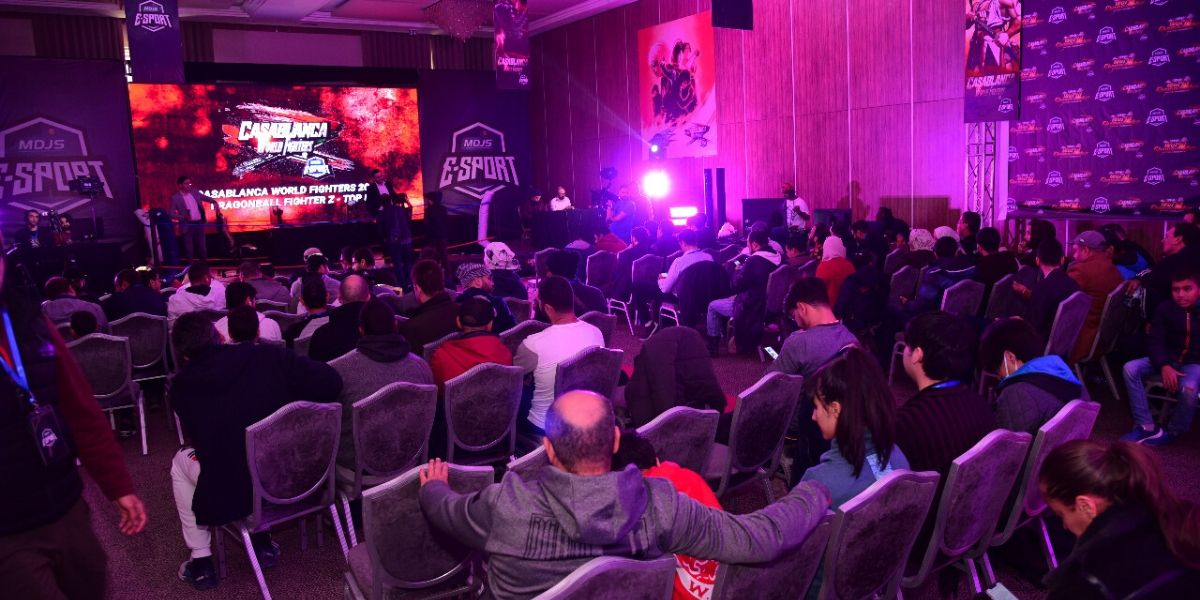 "E-sport: ""Casablanca World Fighters"" réunit les champions de jeux de combat"