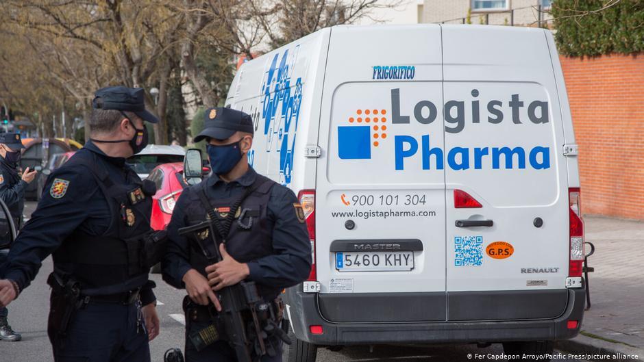 """إسبانيا - استقالة رئيس أركان الجيش وآخرين بسبب """"فضيحة"""" اللقاحات"""