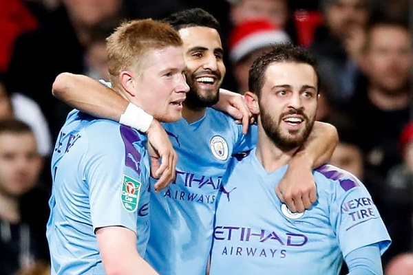 Manchester City champion d'Angleterre